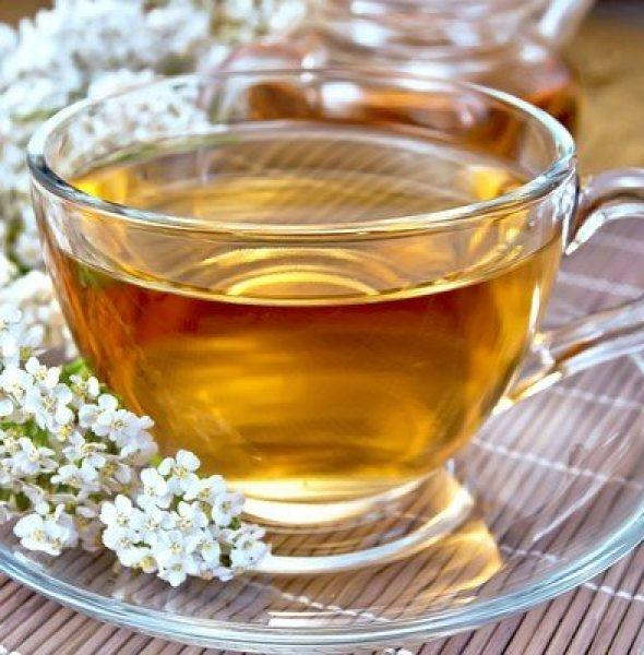 humbleweed 2 oz yarrow tea