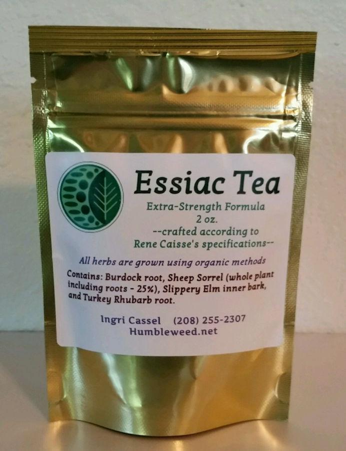 Essiac Tea, Extra Stremgth 2 oz